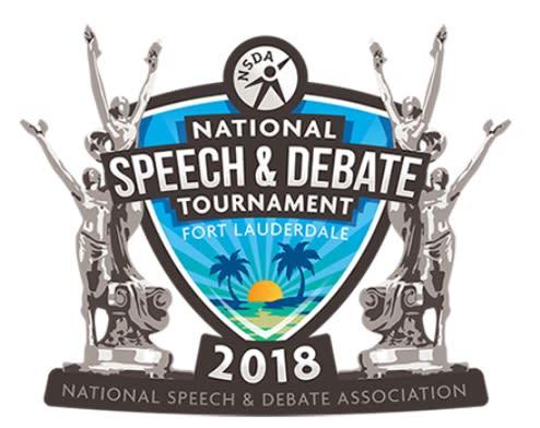 nsda 2018 event logo