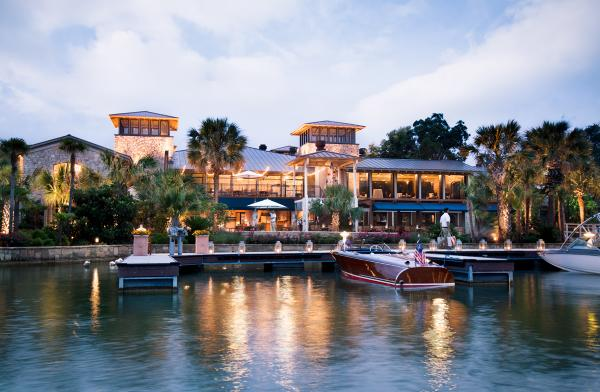 Lake Austin Resort Restaurant