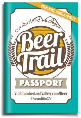 2018 Beer Trail Passport