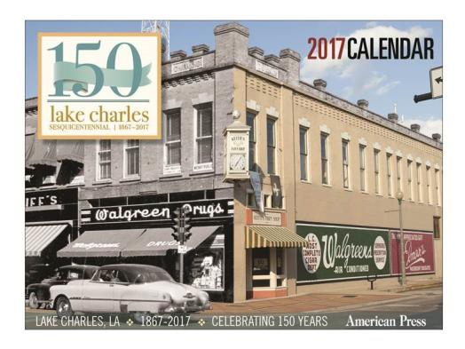American Press Sesquicentennial Calendars