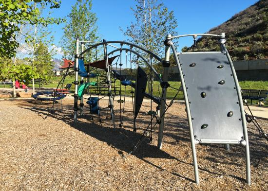 Rail Trail Playground