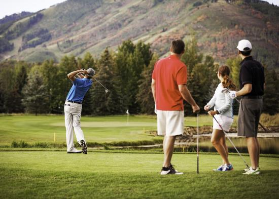 Golf - Fall Blog Image