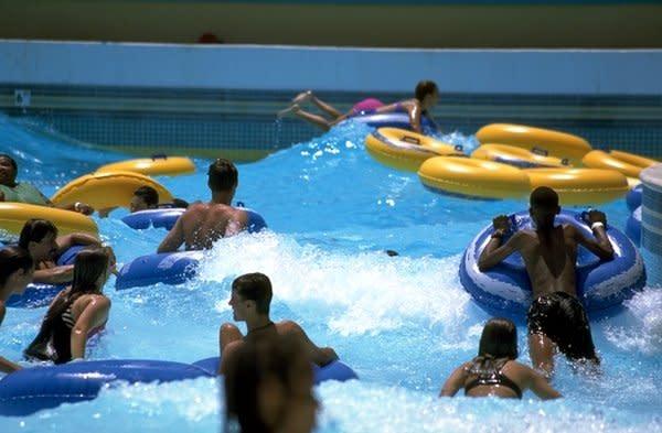 Bayou Segnette State Park Wave Pool