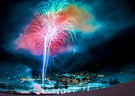 NYE Celebration - Park City Mountain