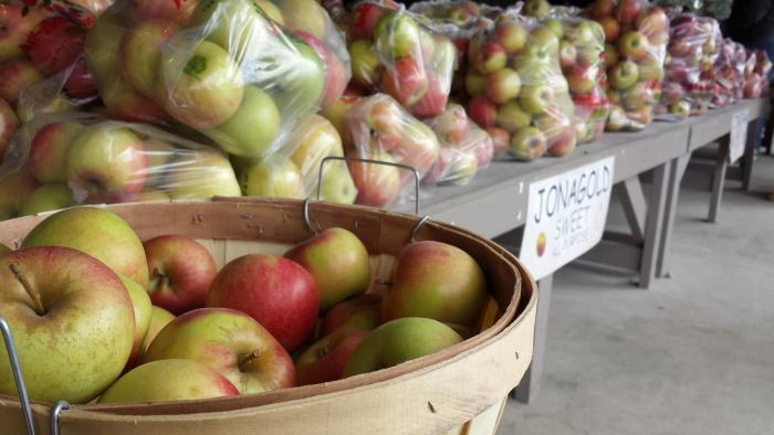 Anderson Orchard Apples