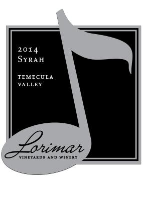 Lorimar Winery Label