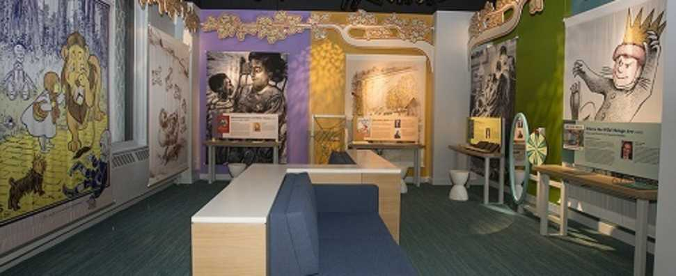 Children's Literature Gallery