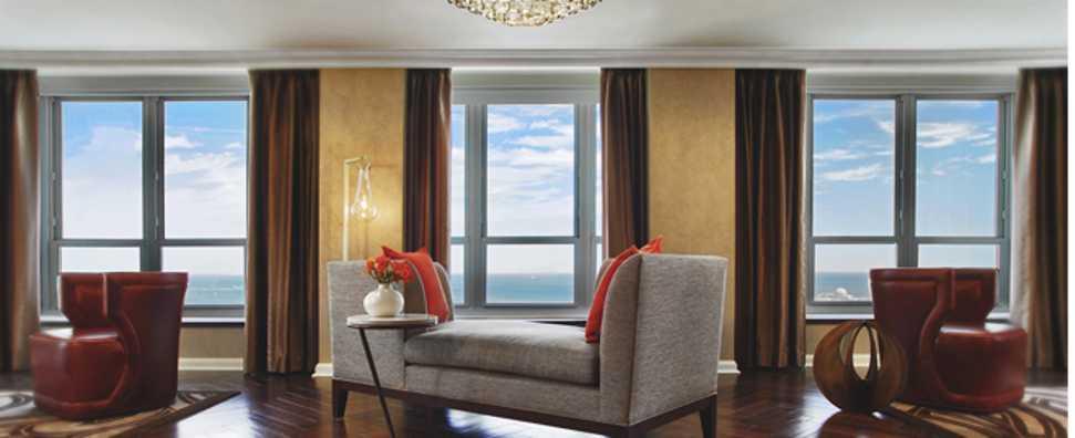 Hilton Chicago, Presidential Suite