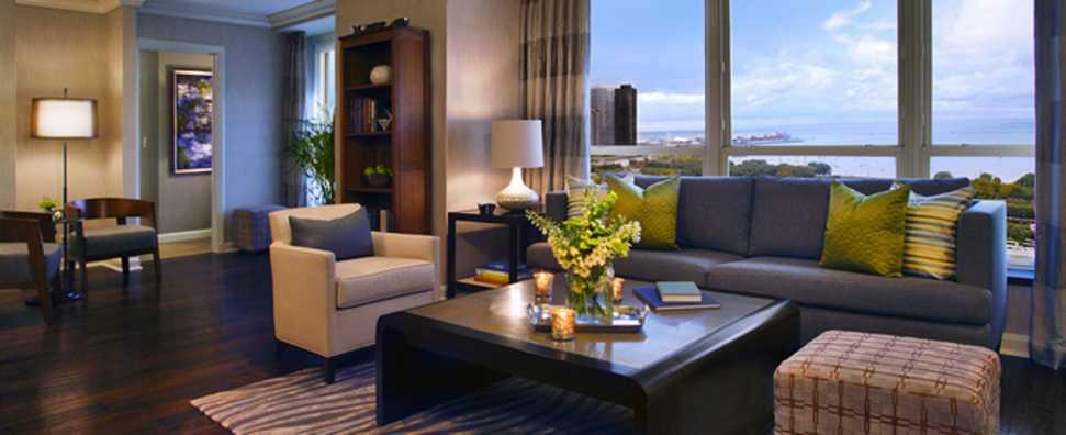 Hilton Chicago, Daley Suite