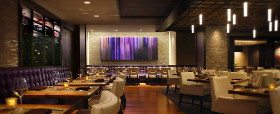 Hilton Chicago 720 South Grill