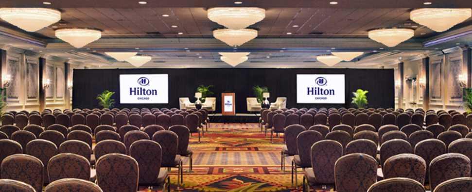 Hilton Chicago, Continental Ballroom