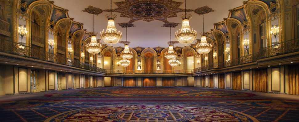 Hilton Chicago, Grand Ballroom