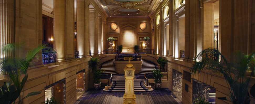 Hilton Chicago Great Hall
