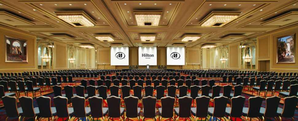 Hilton Chicago, International Ballroom