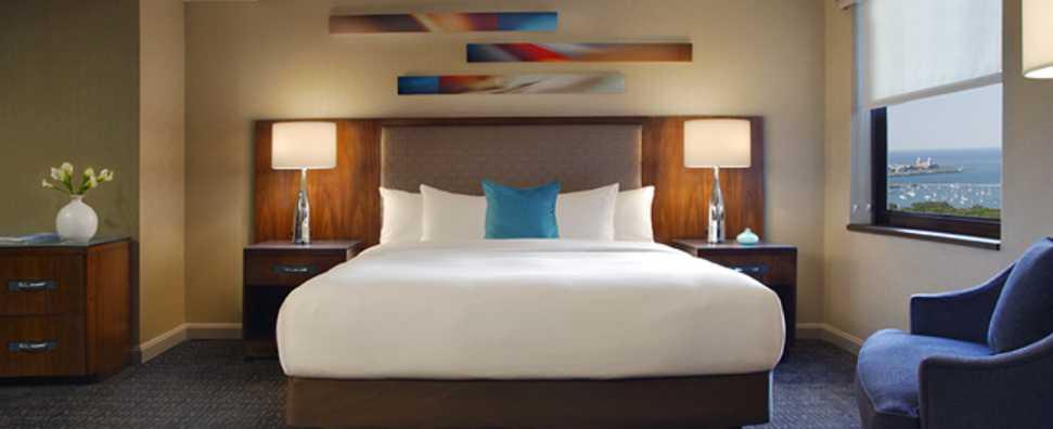 Hilton Chicago, King Room