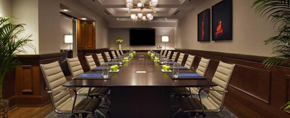 Hilton Chicago, McCormick Boardroom