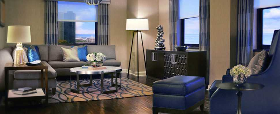 Hilton Chicago, Stevens Suite