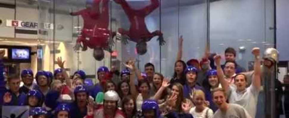 iFLY Corporate and Team Events