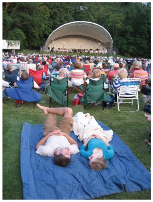 Ellis Park Amphitheater
