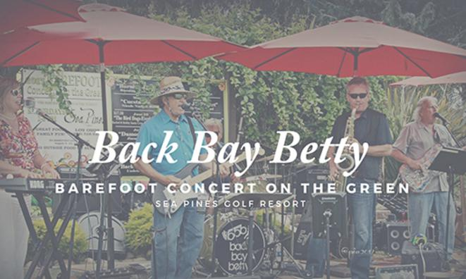 Back Bay Betty at Sea Pines