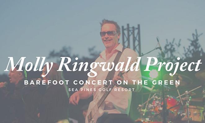 Molly Ringwald Project at Sea Pines