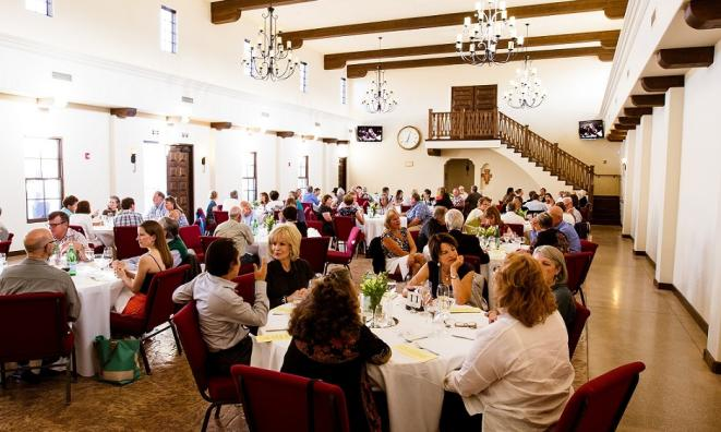 Festival Mozaic: Benefit Dinner at Mission San Miguel