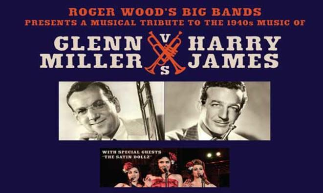 Battle of the Big Bands: Glenn Miller vs. Harry James