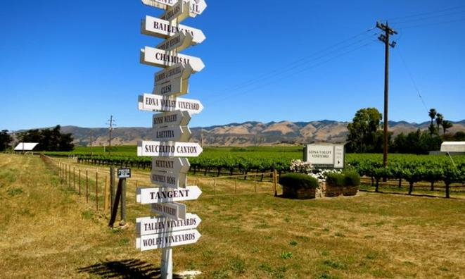 SLO Shared Group Wine Tour