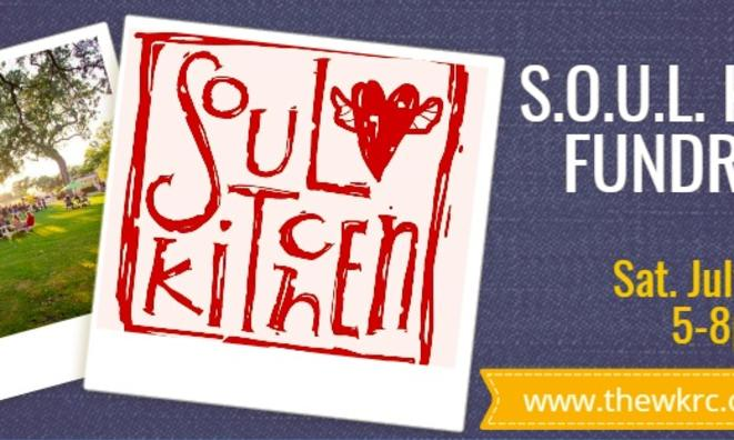 SOUL Kitchen Fundraiser - Live Music, Wine, Food, Raffles and More