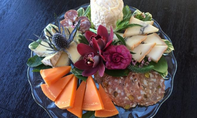 February Cheese and Charcuterie Plates