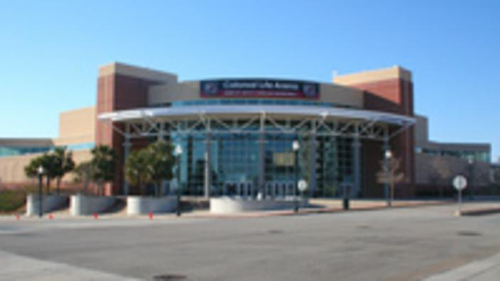 Colonial Life Arena Hotels Rouydadnews Info