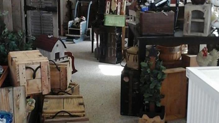 - Red Door Antiques