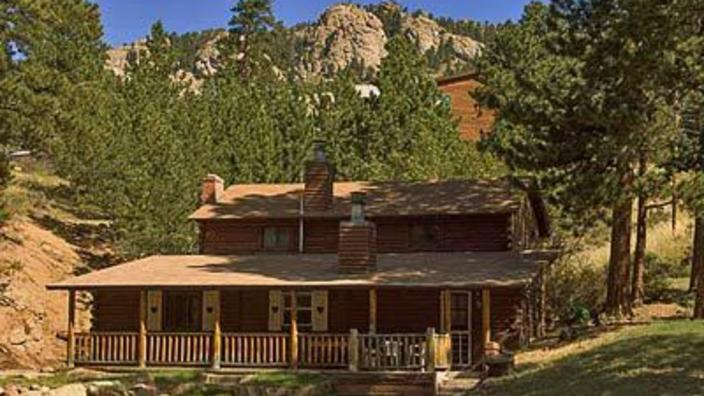 estes home park amberwood cabins lodge colorado vacation in
