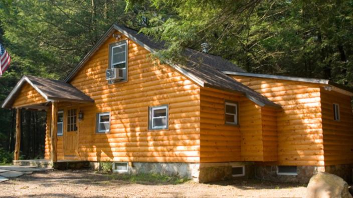 cabin photos by poconos vacation damascus luxury rental cabins property log galilee the in rentals pennsylvania