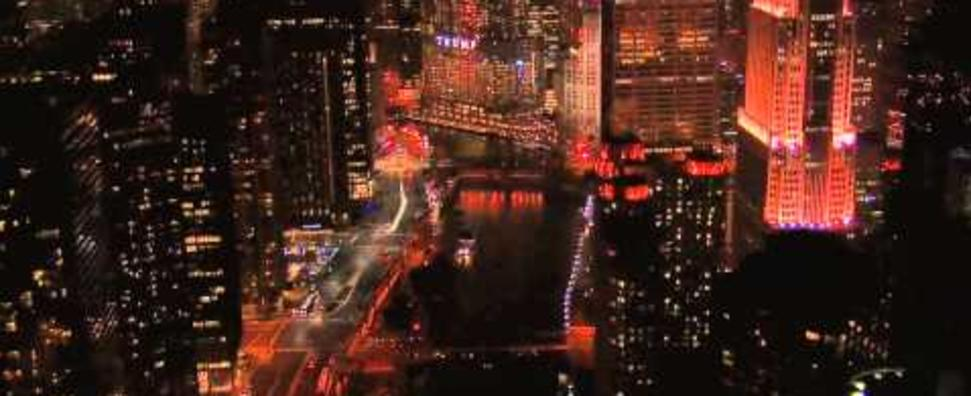 Kiss the Night Chicago Style Experience-Vertiport VIP Tours