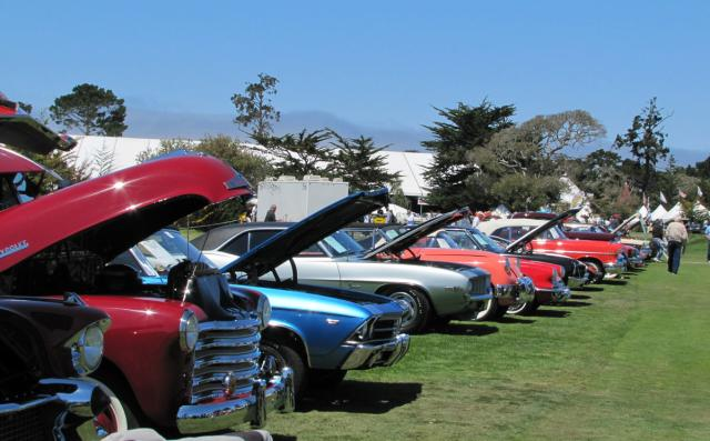 Mecum Auction, Monterey Car Week