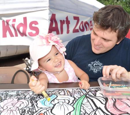 Fine Arts Festival Kids