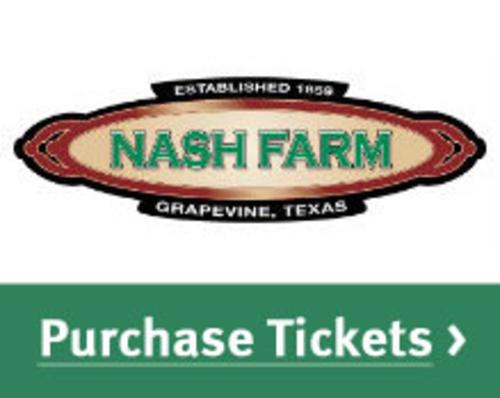 Nash Farm Tickets