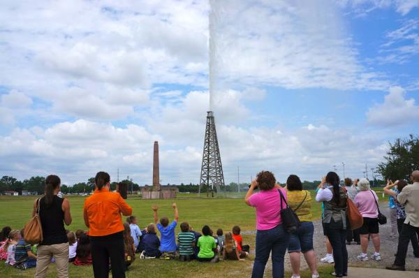 Spindletop Gladys City Boomtown Museum