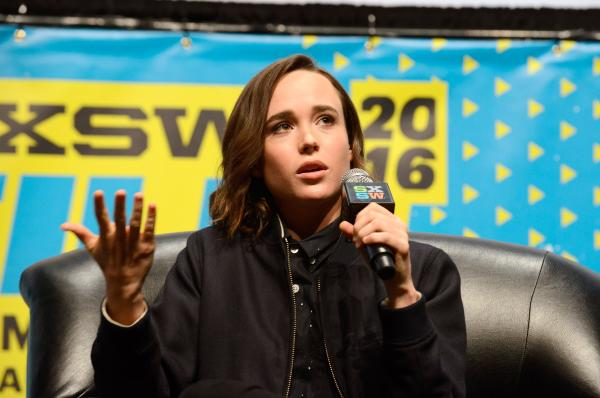 Ellen Page at SXSW Film