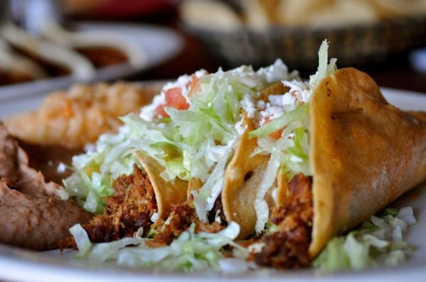 Molina's Crispy Pork Tacos