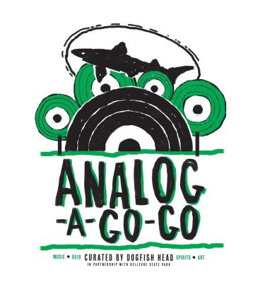 Dogfish Head's Analog-A-Go-Go