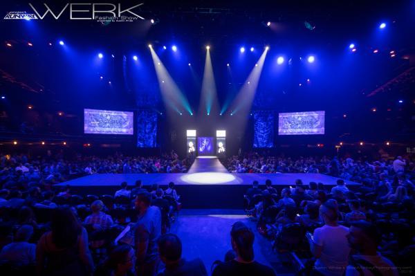 WERK Fashion Show at Austin PRIDE