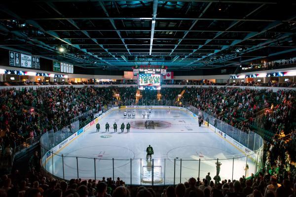 Texas Stars Hockey at Cedar Park Center