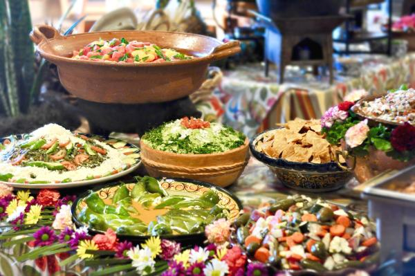 Brunch Buffet at Fonda San Miguel