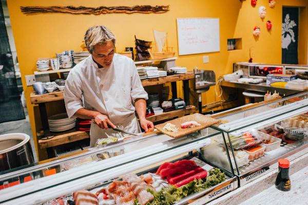Miyabi Sushi Chef