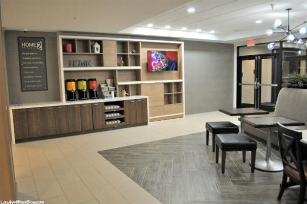 Home2 Suites Merrillville entrance