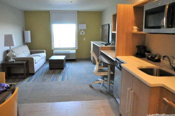 Home2 Suites Merrillville suite