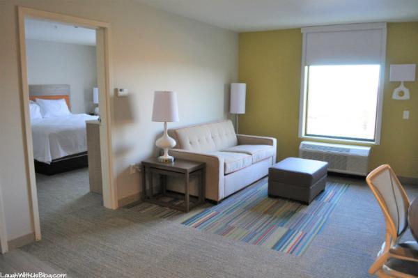 Home2 Suites Merrillville one bedroom
