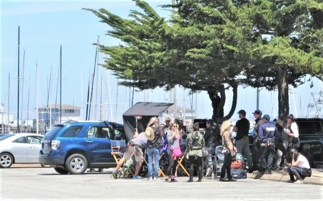 Big Little Lies Filming